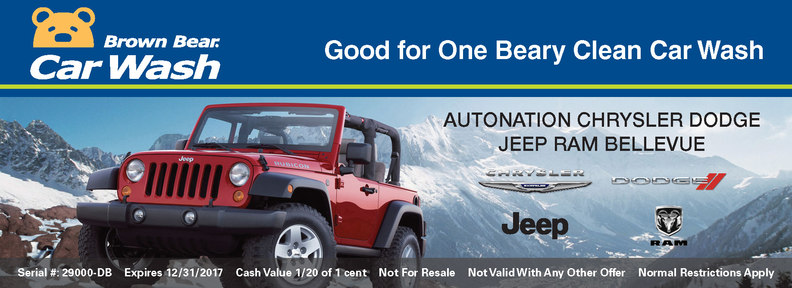 AutoNation Chrysler Dodge Jeep Ram Bellevue