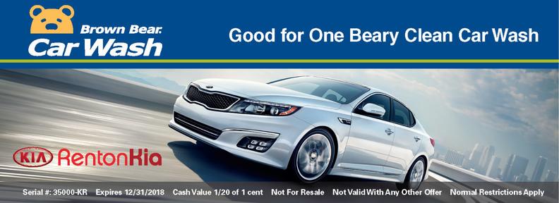 Audi Bellevue Car Wash >> Dealership Program | Brown Bear Car Wash