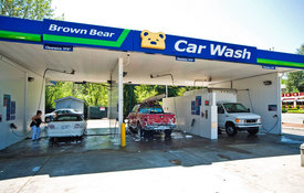 Nearby car wash locations brown bear car wash bellevue 14801 ne 8th st self serve solutioingenieria Image collections