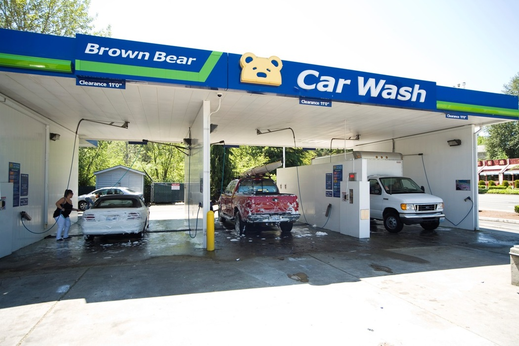 Self Serve Car Wash Example