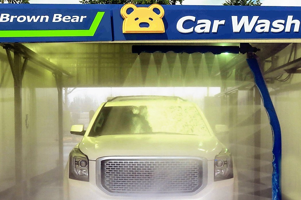 Touchless Car Wash Example