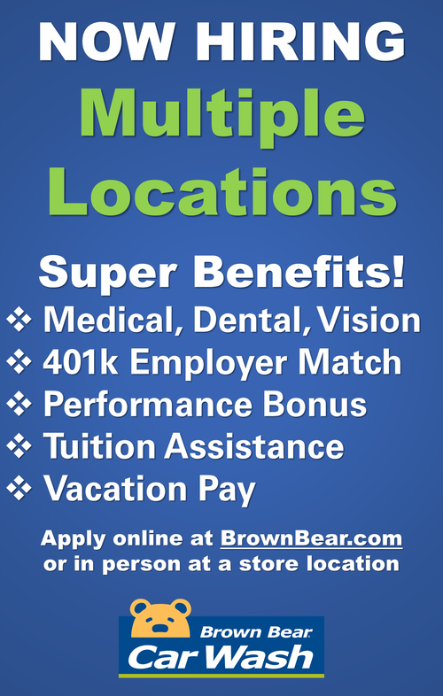 NOW HIRING - Multiple Locations